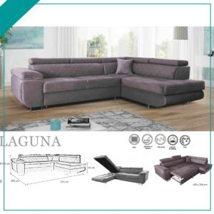 Laguna Corner Sofa