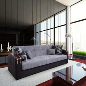 Lana 3 Seat Sofa Bed