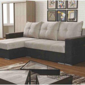 London Corner Sofa Bed