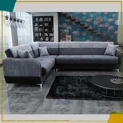 Baron Corner Sofa Bed